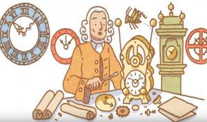 Τζον Χάρισον: Ο βραβευμένος ωρολογοποιός, το χρονόμετρο και το doodle