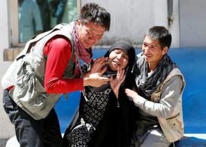 Τουλάχιστον τρεις τραυματίες από διπλή έκρηξη στο κέντρο της Καμπούλ