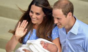 Το βασιλικό μωρό και η βαριά παράδοση! Η αλλαγή στο νόμο για τα παιδιά του Ουίλιαμ