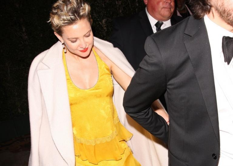 Kate Hudson: Δημόσια εμφάνιση στους πρώτους μήνες της εγκυμοσύνης! | Newsit.gr