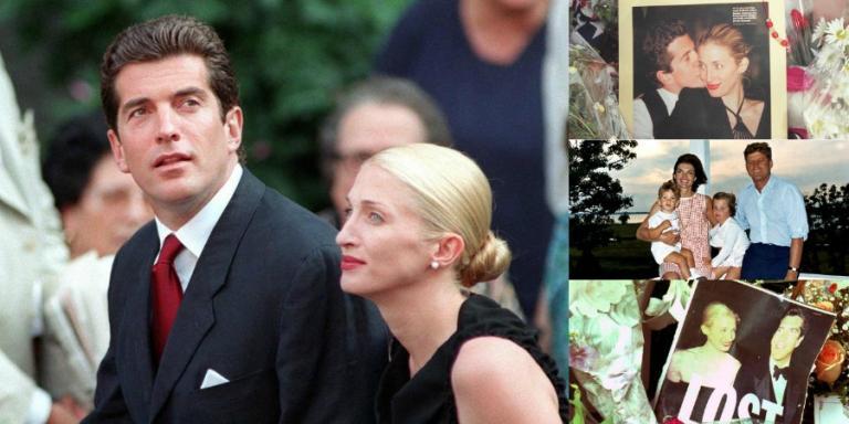 Ο «καταραμένος» γιος του Τζον και της Τζάκι Κένεντι! Θα προβληθεί ντοκιμαντέρ για τον γάμο του | Newsit.gr