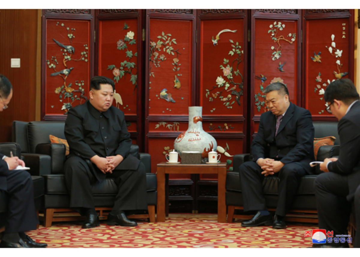 Ο Κιμ Γιονγκ Ουν όπως δεν τον έχετε ξαναδεί