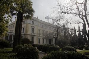 Οβίδα από το 1916 εντοπίστηκε στον κήπο του Προεδρικού Μεγάρου