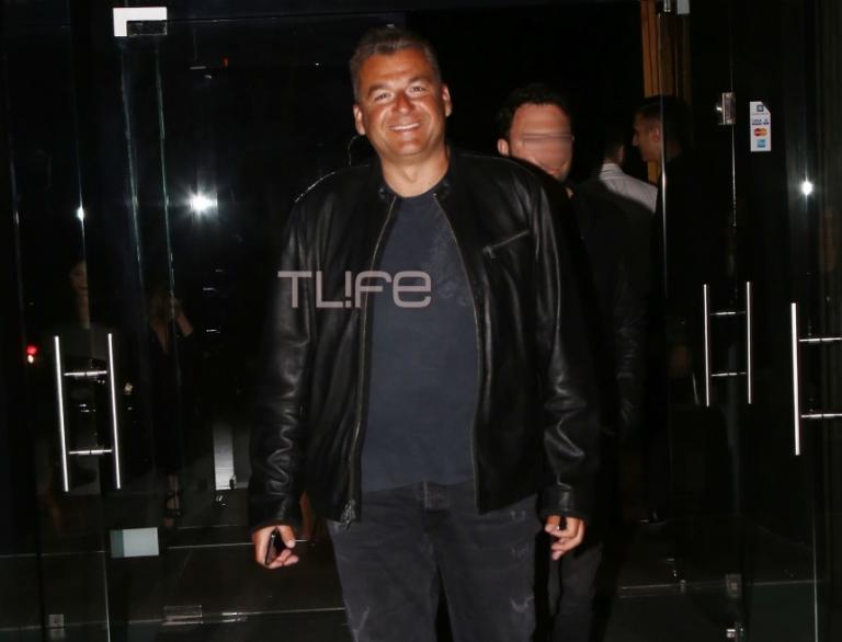 Γιώργος Λιάγκας: Ανανεωμένος μετά τις πασχαλινές διακοπές, σε βραδινή του έξοδο | Newsit.gr