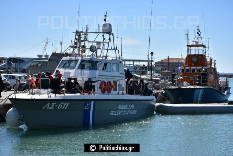 Διαψεύδει το Λιμενικό τα περί προσπάθειας εμβολισμού σκάφους από τουρκικό πλοίο στην Χίο | Newsit.gr