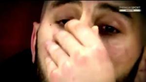 «Ξέσπασε» ο Μανωλάς! Τα κλάματα του ήρωα της Ρόμα [pic, vid]