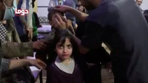Η Μάσα από τη Συρία: Το κοριτσάκι που έζησε όσα έζησαν στη Ντούμα