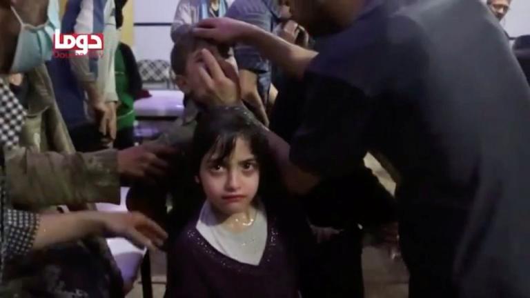 Η Μάσα από τη Συρία: Το κοριτσάκι που έζησε όσα έζησαν στη Ντούμα | Newsit.gr