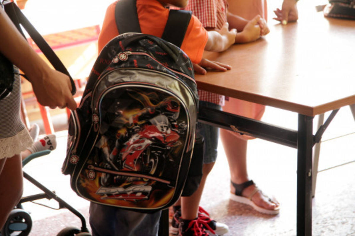 Τα… διαφορετικά «sos» για μαθητές και γονείς- Συμβουλές για τις σωστές σχολικές τσάντες