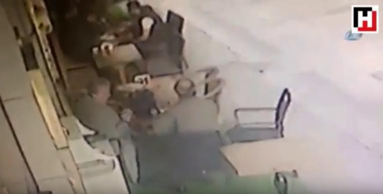 Βίντεο ντοκουμέντο: Η στιγμή δολοφονίας πρώην υπουργού της Τουρκίας – Προσοχή! Σκληρές εικόνες