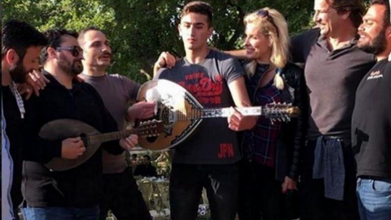 Η Ελένη Μενεγάκη, οι μπαλωθιές και οι…. μπελάδες [vid] | Newsit.gr
