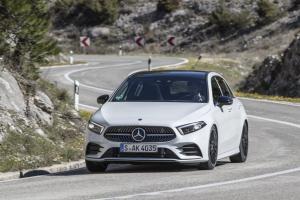 Δοκιμάζουμε τη νέα γενιά της Mercedes-Benz A-Class 200 [pics]