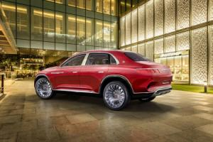 Ωδή στην πολυτέλεια με τη νέα Mercedes-Maybach Ultimate Luxury [pics]