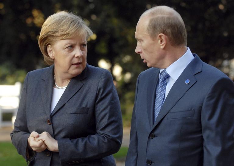 Μέρκελ: Ελπίζω σύντομα να συναντηθούμε με τον Πούτιν | Newsit.gr