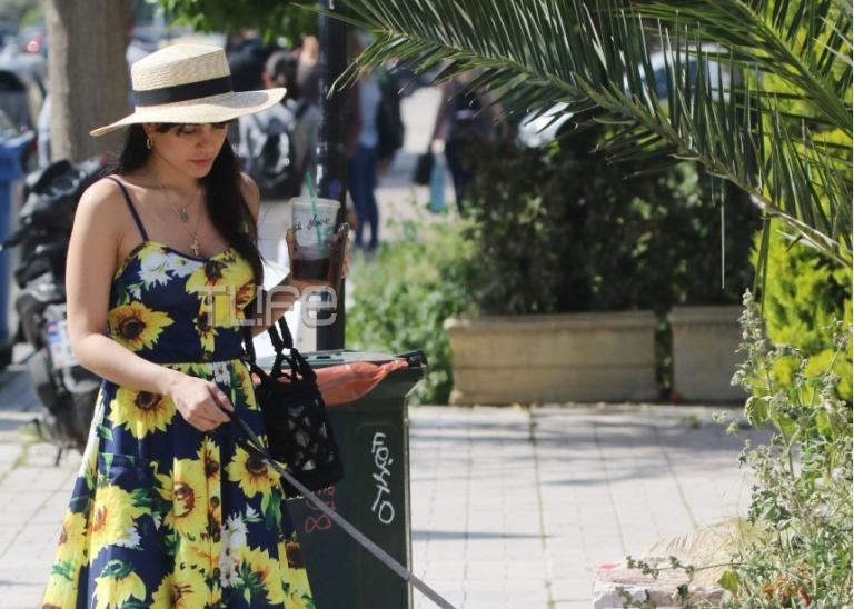Κόνι Μεταξά: Με ρομαντικό στυλ στα νότια προάστια! [pics] | Newsit.gr