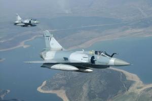 Πτώση Mirage 2000: Καμία περίπτωση εμπλοκής