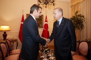 Νέα Δημοκρατία για Ερντογάν: Απαράδεκτες οι θέσεις του, δεν είναι άλλοθι οι εκλογές