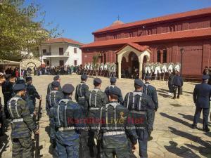 Γιώργος Μπαλταδώρος: Το Μορφοβούνι υποδέχεται τον ήρωά του – Το μεσημέρι η κηδεία του Σμηναγού