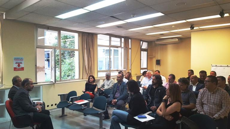 «Υποδοχή» στο υπ. Δικαιοσύνης των νέων επιστημόνων που τοποθετούνται στις φυλακές της χώρας | Newsit.gr