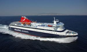 """Βλάβη στο """"Νήσος Χίος"""" – Ταλαιπωρία για τους 235 επιβάτες"""