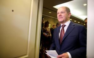 DPA: Αισιόδοξος ο Σολτς για την υπερχρεωμένη Ελλάδα