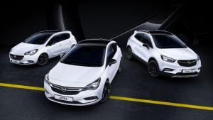 Νέες εκδόσεις «Black Editions» από την Opel