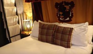Μέσα στο ξενοδοχείο του Χάρι Πότερ στο Λονδίνο