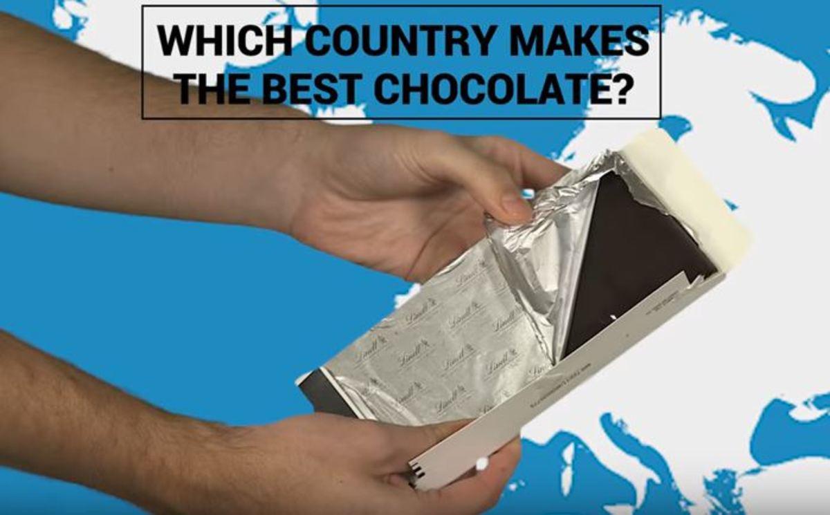 Τελικά ποια χώρα έχει την καλύτερη σοκολάτα…   Newsit.gr