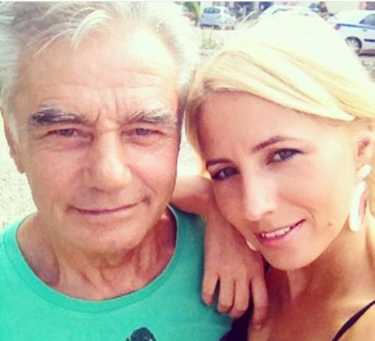Κατερίνα Παπακωστοπούλου: Ραγίζει καρδιές τον αντίο στον πατέρα της που σκοτώθηκε πέφτοντας από δέντρο | Newsit.gr
