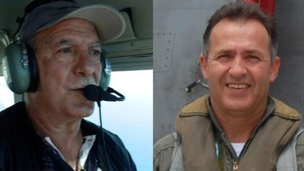 Πάτρα: Θρήνος για τους νεκρούς του αεροσκάφους! «Τώρα μπορείς να πετάς όσο θέλεις»