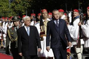 Παυλόπουλος σε Ερντογάν: Μέτρα τα λόγια σου και να σέβεσαι!