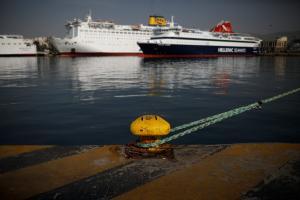 Απεργία ΠΝΟ: Ξανά δεμένα τα πλοία για 24 ώρες