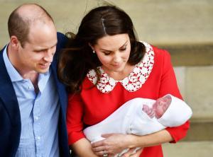 Αυτό είναι το όνομα του νέου πρίγκιπα της Βρετανίας