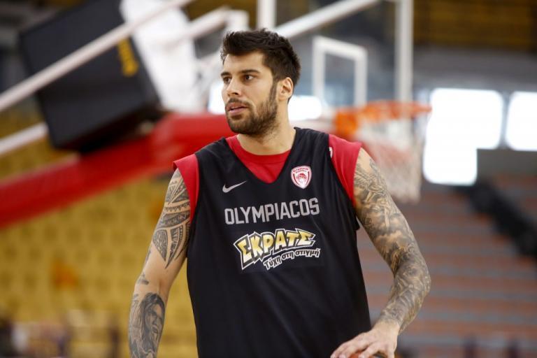 Ολυμπιακός – Ζάλγκιρις: Τρία ευχάριστα νέα και μια… αμφιβολία!   Newsit.gr