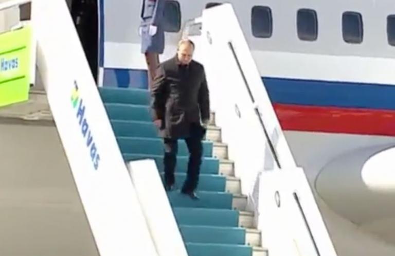 Εγκαίνια μιας νέας απειλής! Πούτιν και Ερντογάν κόβουν την κορδέλα στο πυρηνικό εργοστάσιο του Ακούγιου