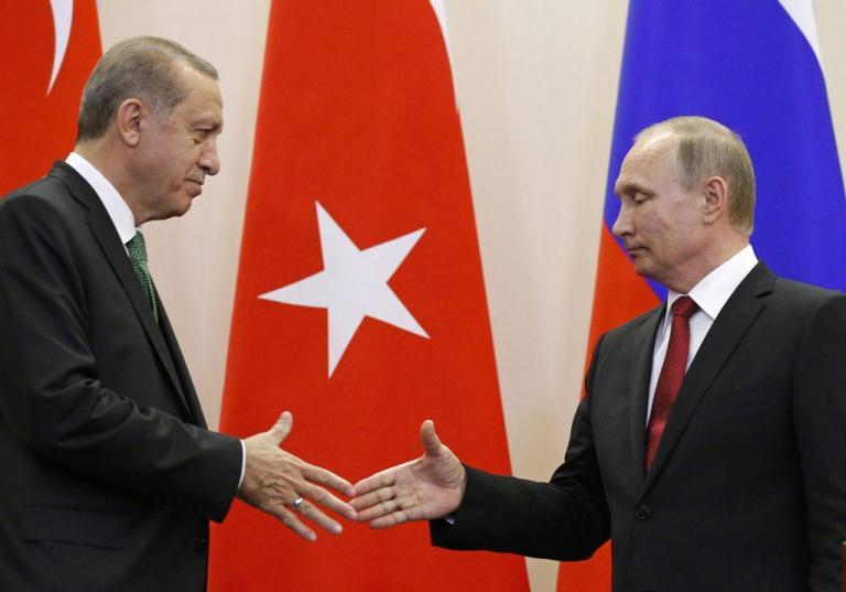 Τι είπαν στο τηλέφωνο Πούτιν – Ερντογάν για την Συρία | Newsit.gr