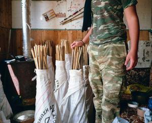 Χίος: Κατασχέθηκαν 79 ρουκέτες