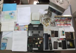 Βρέθηκε παράνομο ενεχυροδανειστήριο στην Αλεξανδρούπολη [pics]