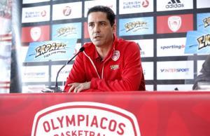 Ολυμπιακός – Ζαλγκίρις, Σφαιρόπουλος: «Είδα ξανά τις φάσεις, μας αδίκησαν»