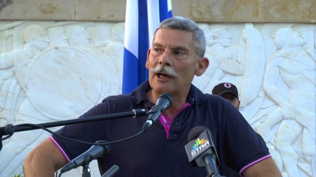 Ανεξαρτητοποιήθηκε ο ευρωβουλευτής της Χρυσής Αυγής Ελευθέριος Συναδινός | Newsit.gr
