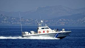 Κύθνος: Άνθρωπος έπεσε στη θάλασσα από δεξαμενόπλοιο