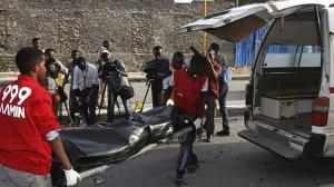 Τραγωδία με 5 νεκρούς στη Σομαλία! Έκρηξη βόμβας σε γήπεδο