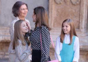 Αποκαλυπτικό βίντεο: Τι έγινε μετά τον καβγά της βασίλισσας Σοφίας και της βασίλισσας Λετίθια στην εκκλησία