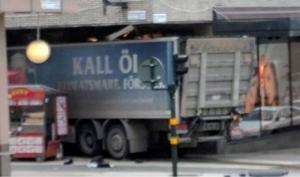 Σύμπτωση ή… σχέδιο; Ανήμερα της επετείου της τρομοκρατικής επίθεσης στη Στοκχόλμη, η τραγωδία στο Μύνστερ