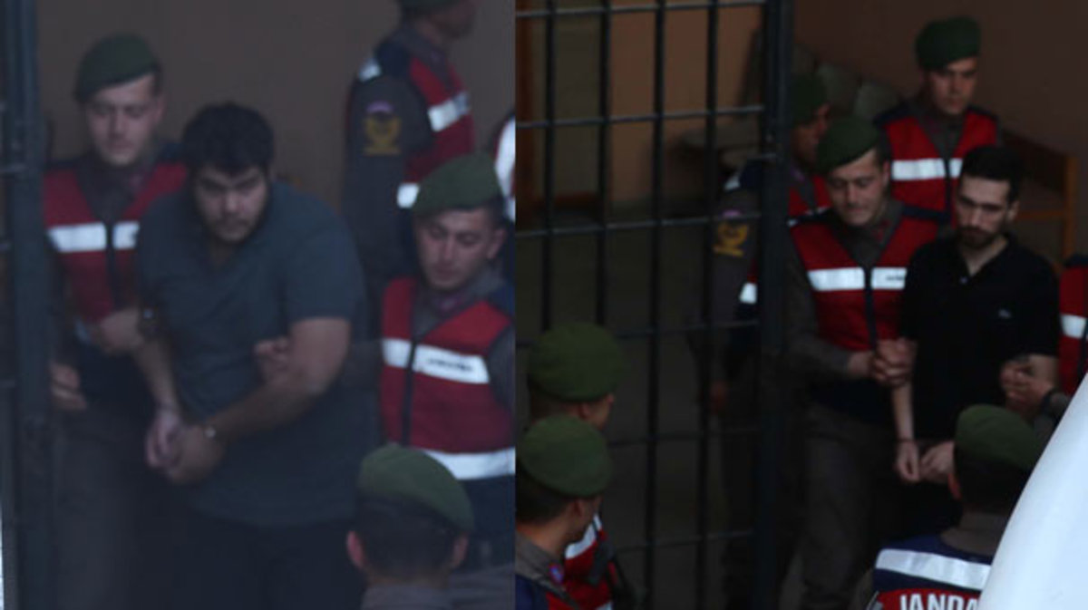 Έλληνες στρατιωτικοί: Έτοιμοι να παρέμβουν οι Ευρωπαίοι δικηγόροι | Newsit.gr