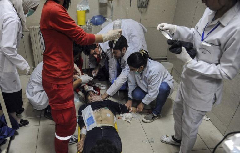 «Μύδροι» Ρωσίας κατά Βρετανίας – «Εσείς σκηνοθετήσατε την επίθεση με τα χημικά στην Συρία»