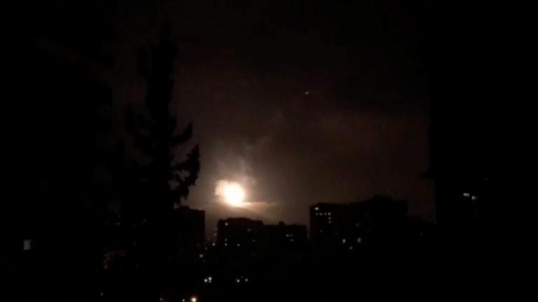 ΗΠΑ – Γαλλία – Αγγλία βομβάρδισαν την Συρία! | Newsit.gr