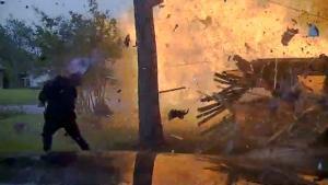 Βίντεο – σοκ από έκρηξη σε σπίτι στο Τέξας!