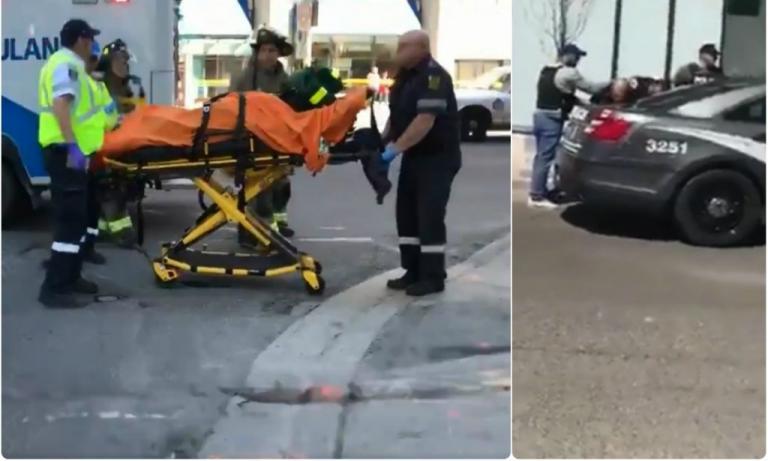 Φορτηγό παρέσυρε πεζούς στο Τορόντο! Τέσσερις νεκροί – Αναφορές και για πυροβολισμούς!   Newsit.gr