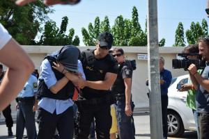 ΣτΕ: Ελεύθερος με αυστηρούς περιοριστικούς όρους ένας από τους 8 Τούρκους αξιωματικούς
